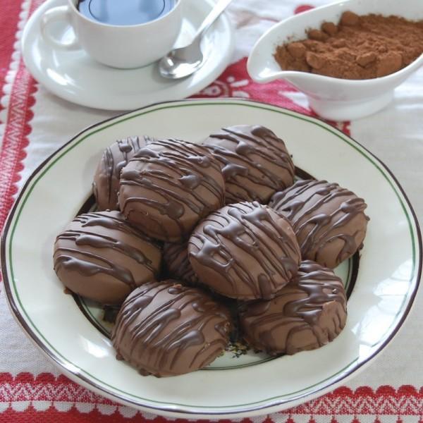 Mantecado de Chocolate