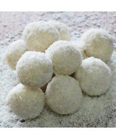 Polvorón de Almendra Sin Azúcar
