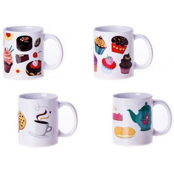 Set Tazas Cup Cake