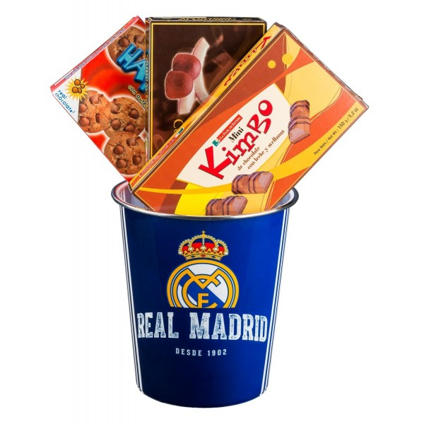 Cubo Real Madrid