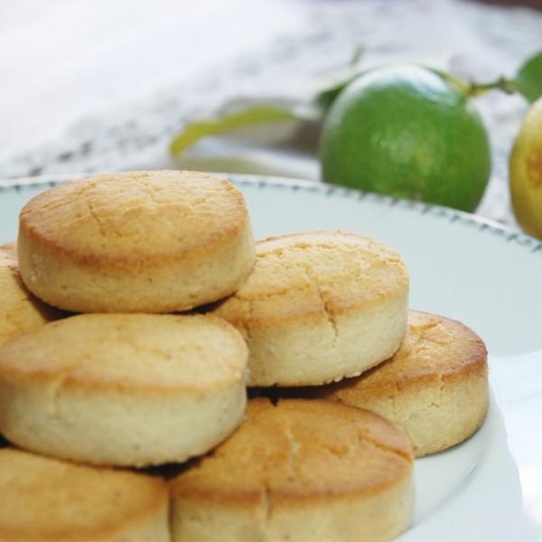 Mantecado de Limón