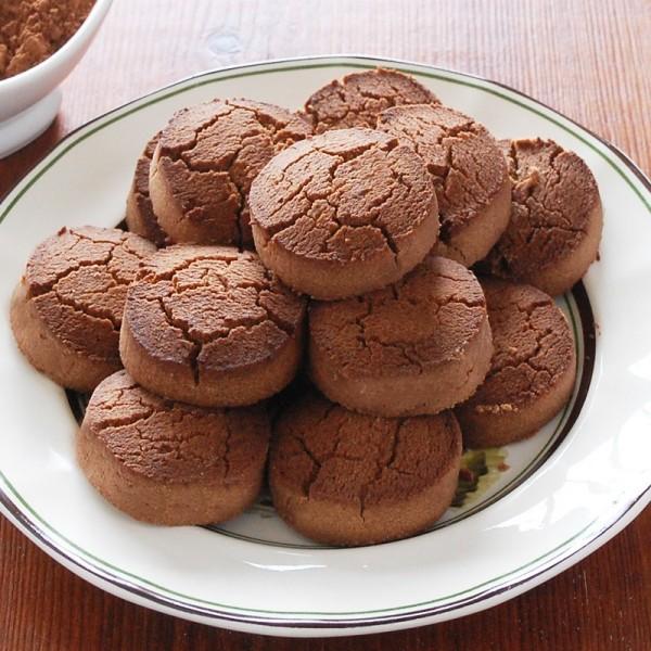 Mantecado de Chocolate y Aceite de Oliva